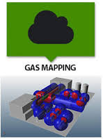 Detect 3D the best Fire & Gas Mapping Software used in ALPEK