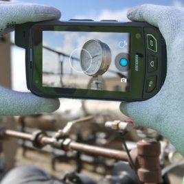 ECOM Intrinsically Safe Camera Smart-Ex01